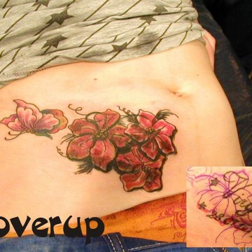 k-Coverup
